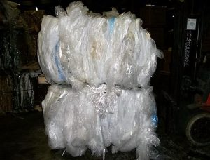 Shrink wrap bail for LDPE, Low Density Polyethylene