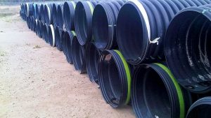 Plastic Pipe Removal, new age environmental services, TX